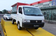 Pikap Suzuki Carry Kuasai Pangsa Pasar Kendaraan Komersial Ringan Hingga 60% - JPNN.com