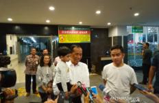 Usai Tengok La Lembah Manah, Presiden Jokowi Tersenyum - JPNN.com