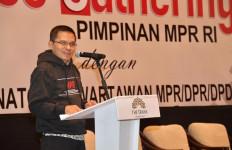 Sesjen MPR Ma'ruf Cahyono Bicara tentang Pentingnya Sinergitas dengan Wartawan - JPNN.com
