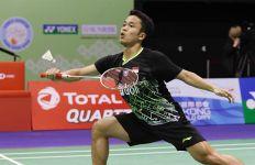 Jadwal Final Hong Kong Open 2019 Hari Ini, Ginting Ketemu Teman Satu Angkatan - JPNN.com