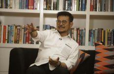 Mentan Syahrul Bangga UPBS Ayam KUB Entaskan Kemiskinan - JPNN.com
