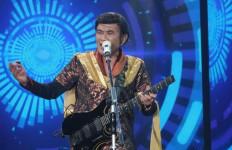 Rhoma Irama Raih Penghargaan Legenda Dangdut Paling Mantul - JPNN.com