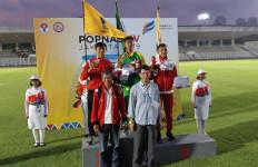 Jabar Kukuh di Puncak Klasemen Sementara POPNAS XV - JPNN.com