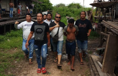 Hijrah Akhirnya Diringkus Polisi, nih Tampangnya - JPNN.com