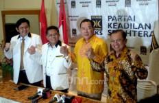 Tommy Soeharto Temui Sohibul Iman, Berkarya dan PKS Sepakat Bekerja Sama - JPNN.com