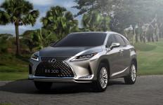Lexus Indonesia Memperbarui RX 300 Makin Segar, Harga Rp 1,4 Miliar - JPNN.com