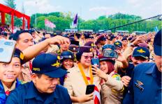Menteri Siti: Rawat 25 Pohon Seumur Hidup Seperti Pelihara Cinta pada Pasangan - JPNN.com