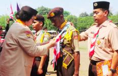 5.000 Anggota Pramuka Indonesia Ikut Aksi Bela Bumi Bersama KLHK, Kamu Kapan? - JPNN.com