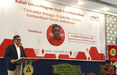 Sampaikan Kuliah Umum soal Pancasila, Hasto Tangkap Kegelisahan Mahasiswa - JPNN.com