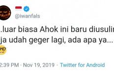 Iwan Fals Sebut Ahok Luar Biasa karena Sudah Bikin Geger Lagi - JPNN.com