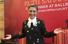 Ruth Sahanaya Pilih Kerja di Malam Tahun Baru - JPNN.com