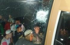 PSMS Medan Gagal Promosi ke Liga 1, Bus Pemain Dilempari Batu di Labura - JPNN.com