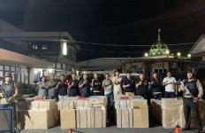 Sinergi Bea Cukai dan Kepolisian Berantas Rokok Ilegal - JPNN.com