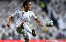 Kecelakaan di Gimnasium, Jempol Kaki Penyerang Real Madrid Patah - JPNN.com