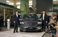 Mazda CX-8 Resmi Mengaspal di Indonesia, Harga Rp 664,8 Juta - JPNN.com