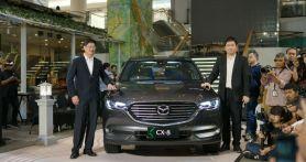 Mazda CX-8 Resmi Mengaspal di Indonesia, Harga Rp 664,8 Juta
