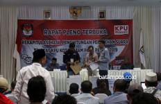 Terbukti Melanggar Kode Etik, Lima Komisioner KPU Batam Dipecat - JPNN.com