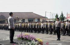 Polres Cimahi Kerahkan 786 Anggota Kawal Pilkades Bandung Barat - JPNN.com
