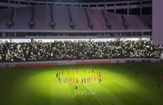 Indonesia vs Malaysia: Kick Off Masih Lama, Suporter Garuda Sudah Penuhi Stadion - JPNN.com