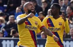 Vidal Pastikan Kemenangan Comeback Barcelona Atas Leganes - JPNN.com