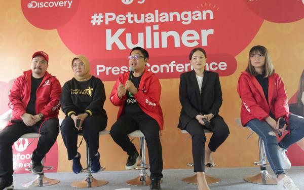Cara Terbaru Go-Food Promosikan Kuliner Khas Indonesia - JPNN.com
