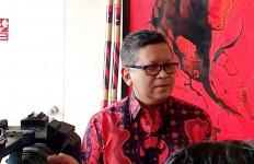 Hasto Kristiyanto Resmikan Kantor DPC PDIP Purwakarta - JPNN.com