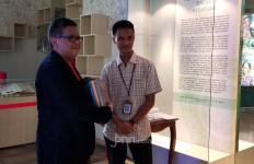 Kunjungi Meseum Gajah, Hasto PDIP Kenang Pengabdian Megawati Menjadi Relawan - JPNN.com