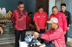 Kunjungi UMKM Semprong, Hasto Ajak Peduli Kuliner Lokal - JPNN.com