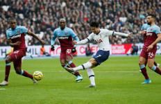 Son Heung-Min jadi Pemain Pertama Spurs yang Bikin Jose Mourinho Senang - JPNN.com