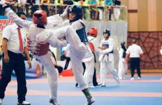 DKI Jakarta Tampil Sebagai Juara Umum Cabor Taekwondo POPNAS 2019 - JPNN.com