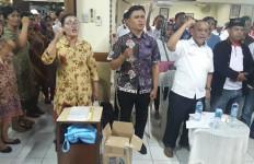 Monisyah Mengisyaratkan Siap Maju Sebagai Caketum Seknas Jokowi - JPNN.com