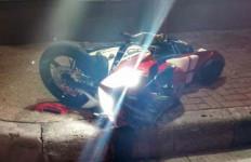 Penumpang Motor Tewas di Depan Apartemen Taman Rasuna - JPNN.com