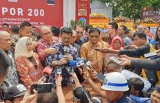 Mentan Syahrul Realisasikan Program 100 Hari Kerja, Data Pertanian Bakal Bersumber dari BPS - JPNN.com