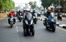 Touring ke-17 Forwot Tetap Guyub dalam Kampanye Keselamatan Berkendara - JPNN.com