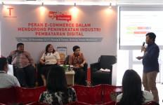 E-commerce Pacu Pertumbuhan Ekosistem Pembayaran Digital - JPNN.com