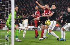 Manchester United Raih Satu Poin di Sheffield - JPNN.com