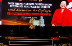 BMKG: Ibu Megawati Bukti Rakyat Indonesia Mengutamakan Kemanusiaan - JPNN.com