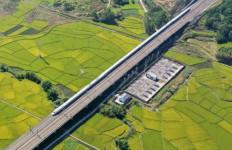 Jalur Kereta Cepat Tiongkok Bakal Tembus 35 Ribu Km di Akhir 2019 - JPNN.com