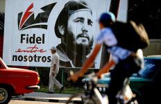Begini Cara Kuba Memperingati Tiga Tahun Wafatnya Fidel Castro - JPNN.com