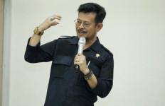 Mentan SYL: Ditjen PSP Punya Peran Strategis Majukan Pertanian Indonesia - JPNN.com