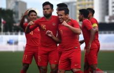 SEA Games 2019: Aktivitas Pemain Timnas Indonesia Jelang Hadapi Singapura - JPNN.com