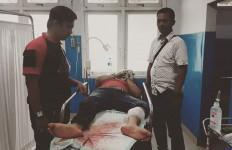 Ancam Petugas dengan Pistol Mainan, Dibalas dengan Senpi Benaran, Ahmad Reza Keok - JPNN.com