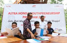 Yayasan AHM Kembali Menggelar Astra Honda Youthpreunership Program II - JPNN.com