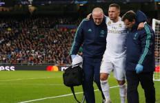 Hazard jadi Korban Duel Real Madrid Vs PSG - JPNN.com