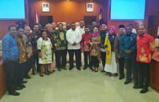 8 Kesimpulan Rapat Kerja Pansus Papua DPD RI Bersama Forkopimda Papua - JPNN.com
