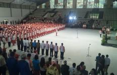 Bismillah, Jokowi Lepas Kontingen Indonesia ke SEA Games Filipina - JPNN.com