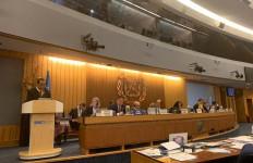 Menhub Sampaikan Kontribusi Indonesia di Sektor Maritim Dalam Sidang Majelis IMO di London - JPNN.com