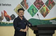 Mentan Syahrul: Balitbangtan Harus Terdepan Majukan Pertanian - JPNN.com