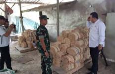 BNN Amankan 2 Juta Pil PCC di Pabrik Sumpit Tasikmalaya - JPNN.com