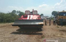 Tank Pemadam Kebakaran Hutan Siap Diproduksi - JPNN.com